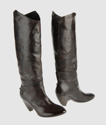 marsell high-heeled boots